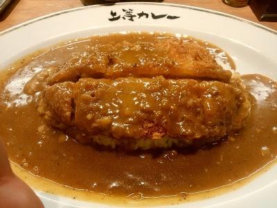 上等カレー渋谷本店1