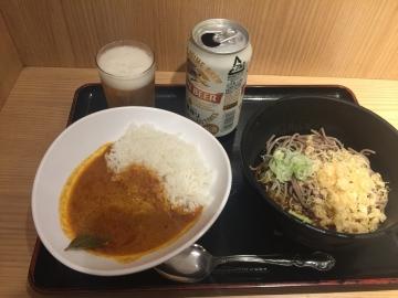 セット&ビール