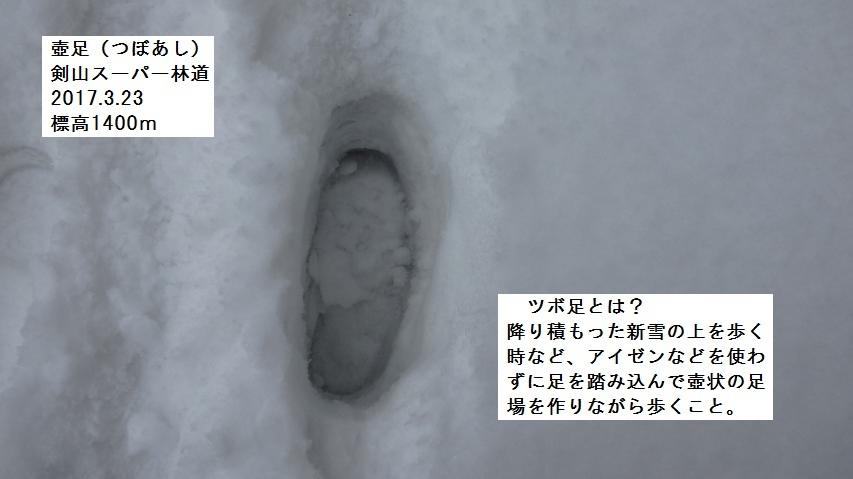壺足(つぼあし)