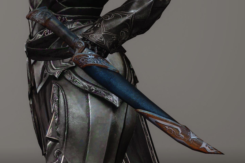 EbonyRT2017 028-1 Pose Dagger Scb Original 1