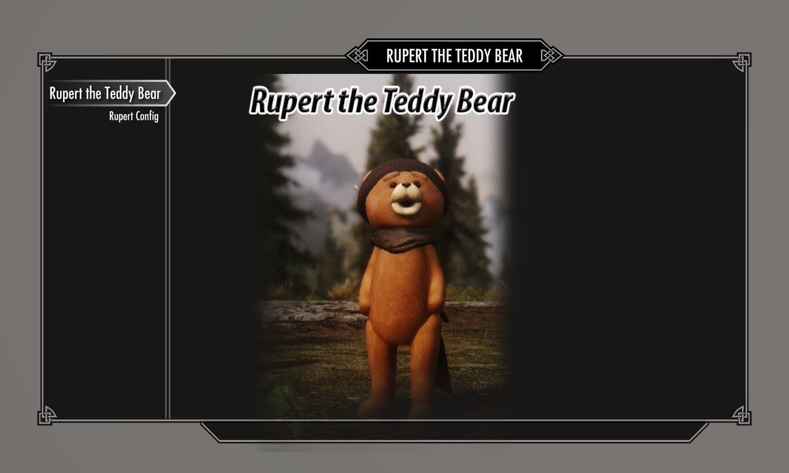 Rupert 014-1 Info MCM 1