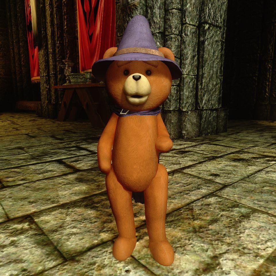 Rupert 062-1 Pose WizardOutfit 1