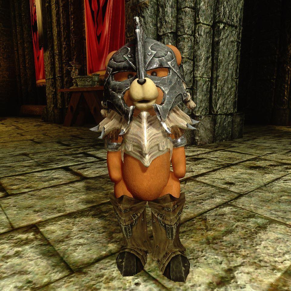 Rupert 066-1 Pose DragonplateOutfit 1