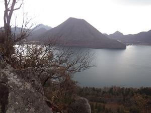 硯岩からの眺め