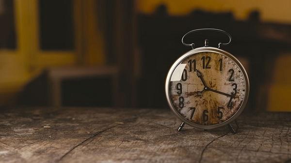 フリー画像・古い時計