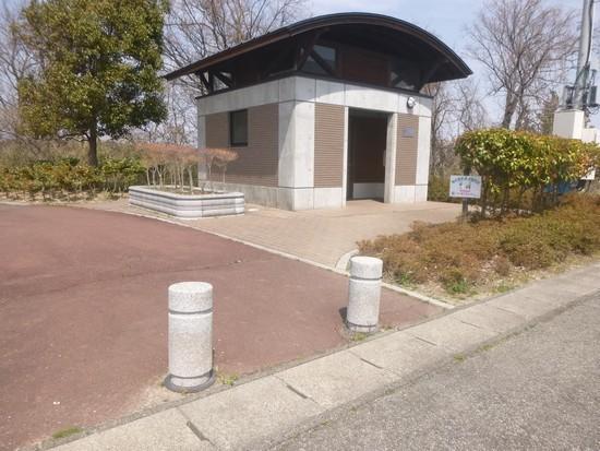 長橋公園 トイレ
