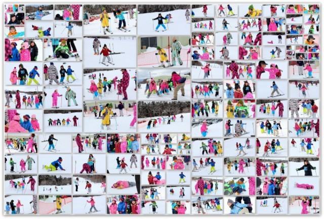 青森県 弘前市 保育園 幼稚園 保育所 行事 イベント スキー 教室 写真 撮影 出張 カメラマン インターネット 販売