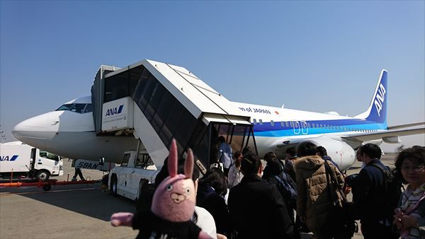 羽田737