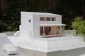 西多賀の家実施模型