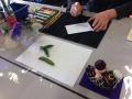 絵手紙教室1