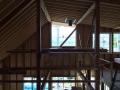 鶴岡の家上棟式2