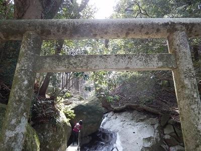 benzaiten torii