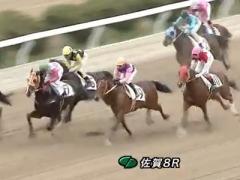 20170226 佐賀8R C1 ダノンラブリー 01