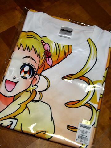 キュアレモネードTシャツ 001
