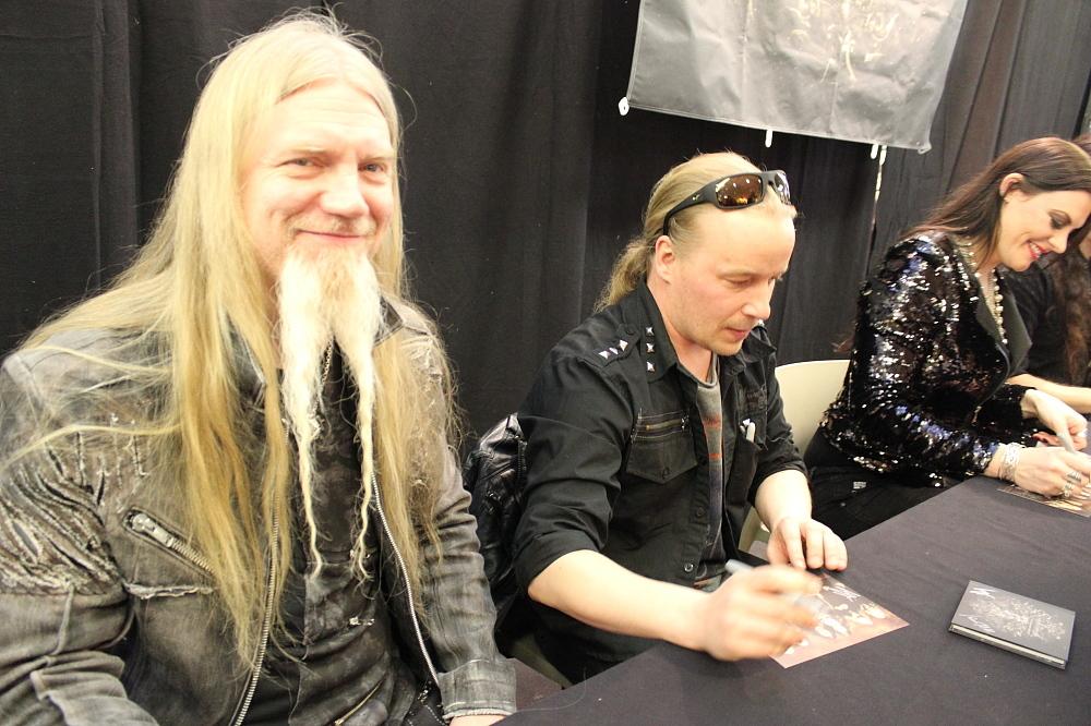 Nightwish Marco Hietala ナイトウィッシュ