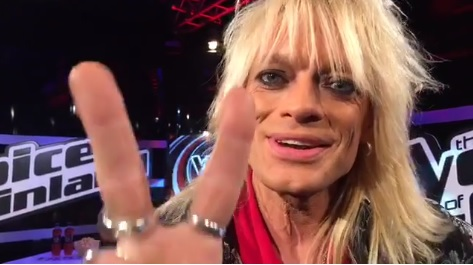 Michael Monroe MM TVOF IS