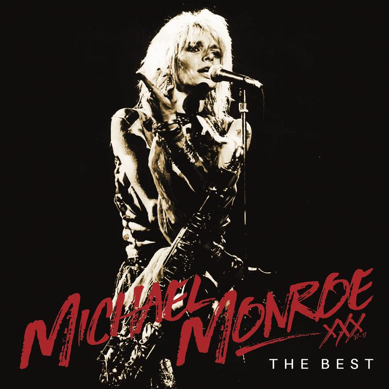 Michael Monroe The Best Kansi