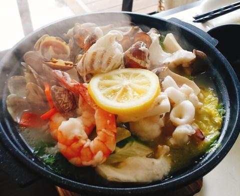 2017-05-03-魚介ワイン蒸し(2)