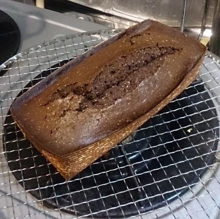 201702スパイスチョコケーキ
