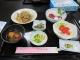 静峰苑の夕食