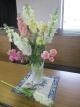 画題に選んだ花