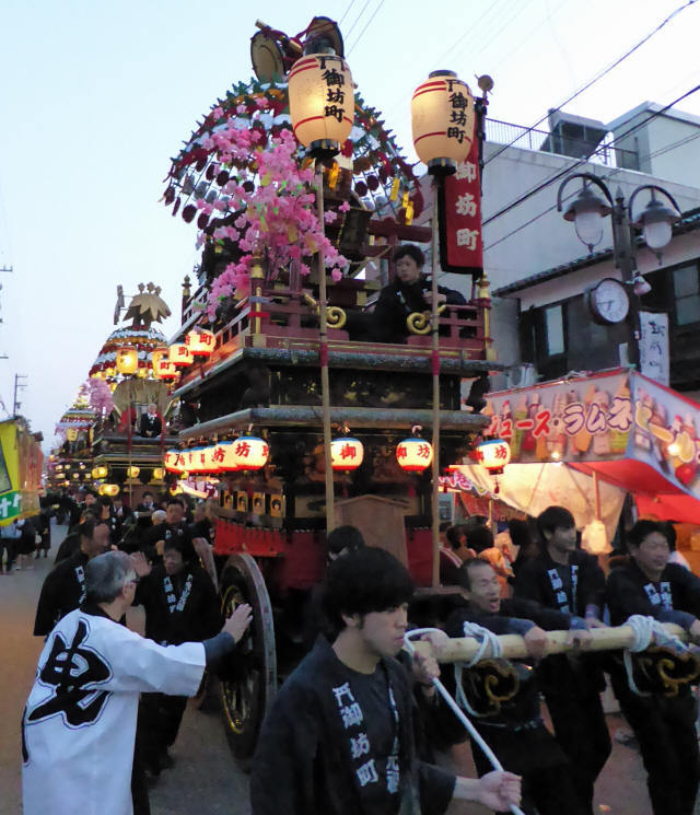 御坊町「鼓と笛」5