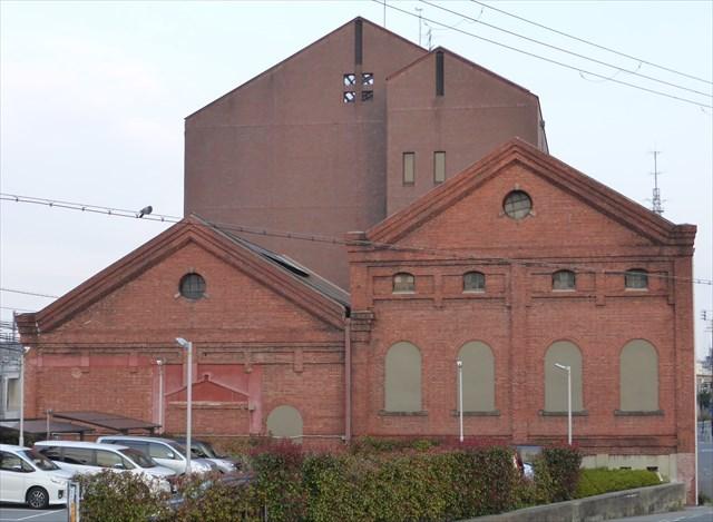旧阪神電鉄尼崎発電所1