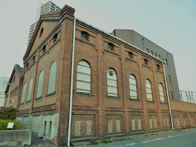 旧阪神電鉄尼崎発電所3