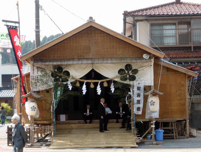 神輿と花山車18