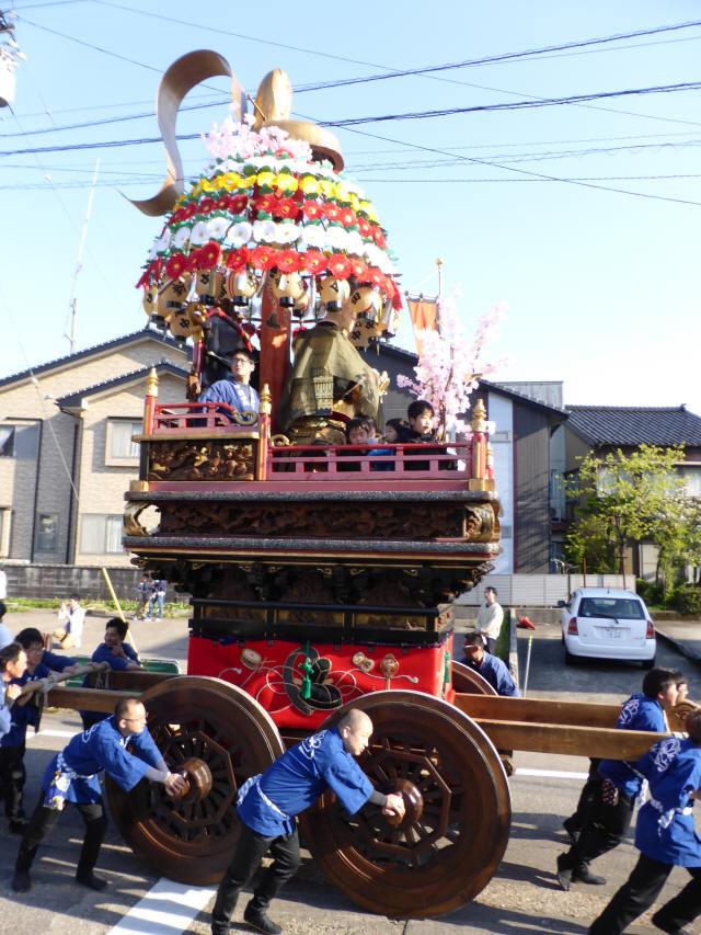 中新田町「唐冠」4