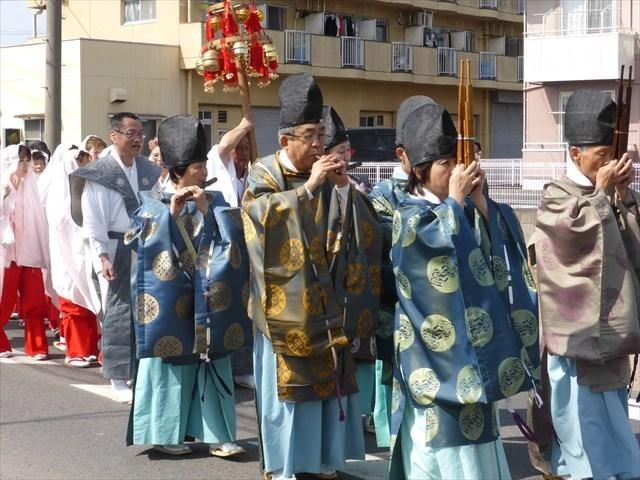 大懸神社豊年祭12