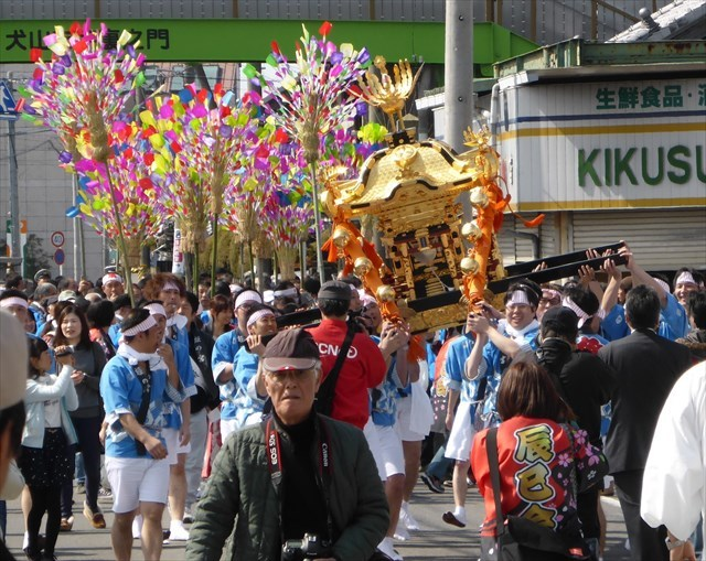 大懸神社豊年祭16