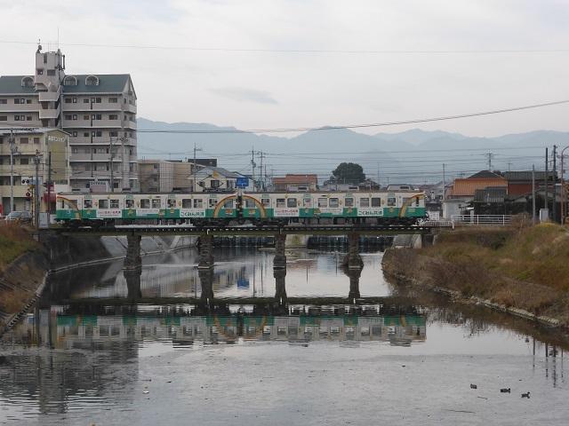 ことでん新川橋梁4