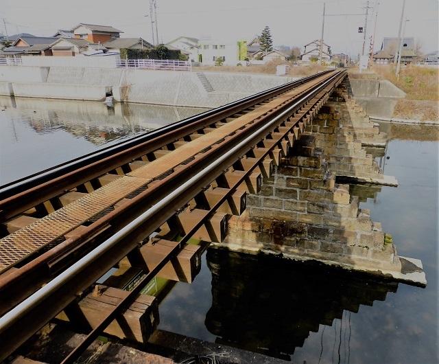 ことでん新川橋梁6