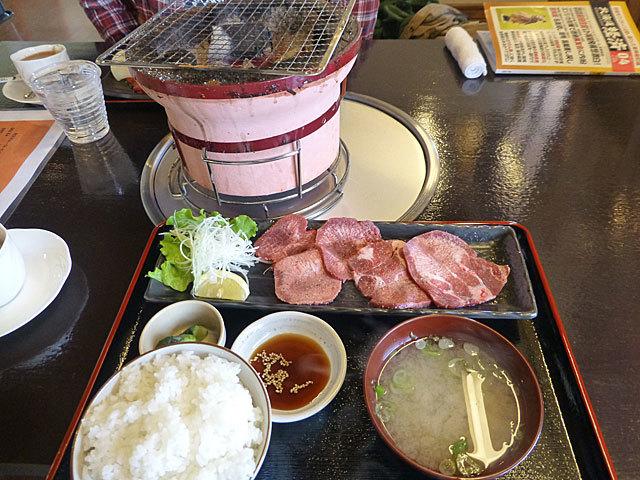 17 3/19 みふじ 牛タン定食