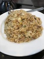 肉絲炒飯170217