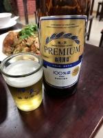 台湾ビールプレミアム170223
