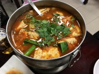 臭豆腐鍋170223