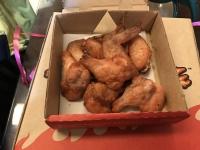 BBQ烤雞8塊(四翅四腿)170226
