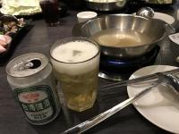 火鍋にはビール170304