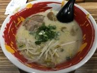 特濃豚骨拉麺170317