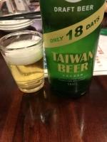 台湾生ビール170421