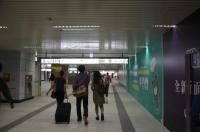 台北駅から5分くらい歩く170404
