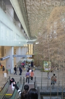 空港線台北駅は地下深く170404