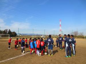 大成住宅 サッカー教室 2017-3-4 活動記録 (5)