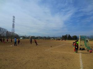 大成住宅 サッカー教室 2017-3-4 活動記録 (7)
