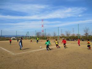 大成住宅 サッカー教室 2017-3-4 活動記録 (10)