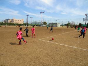 大成住宅 サッカー教室 2017-3-4 活動記録 (15)