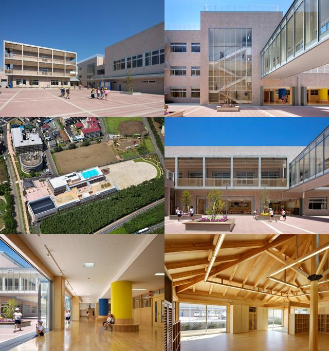 ■マンションから徒歩2分の茅ヶ崎市立汐見台小学校は平成23年4月1日に開校した新しい小学校です。