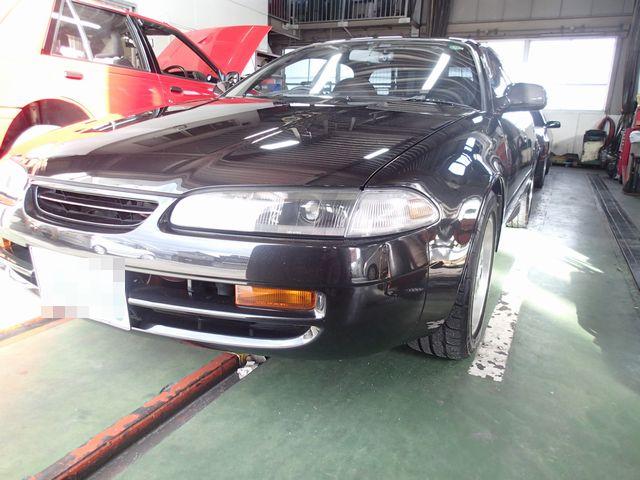 トヨタ マリノ ブレーキ修理